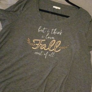 Maurices t shirt